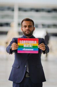 """Fábio Felix: """"A arte drag quebra barreiras que impedem a gente de conversar com a sociedade"""""""